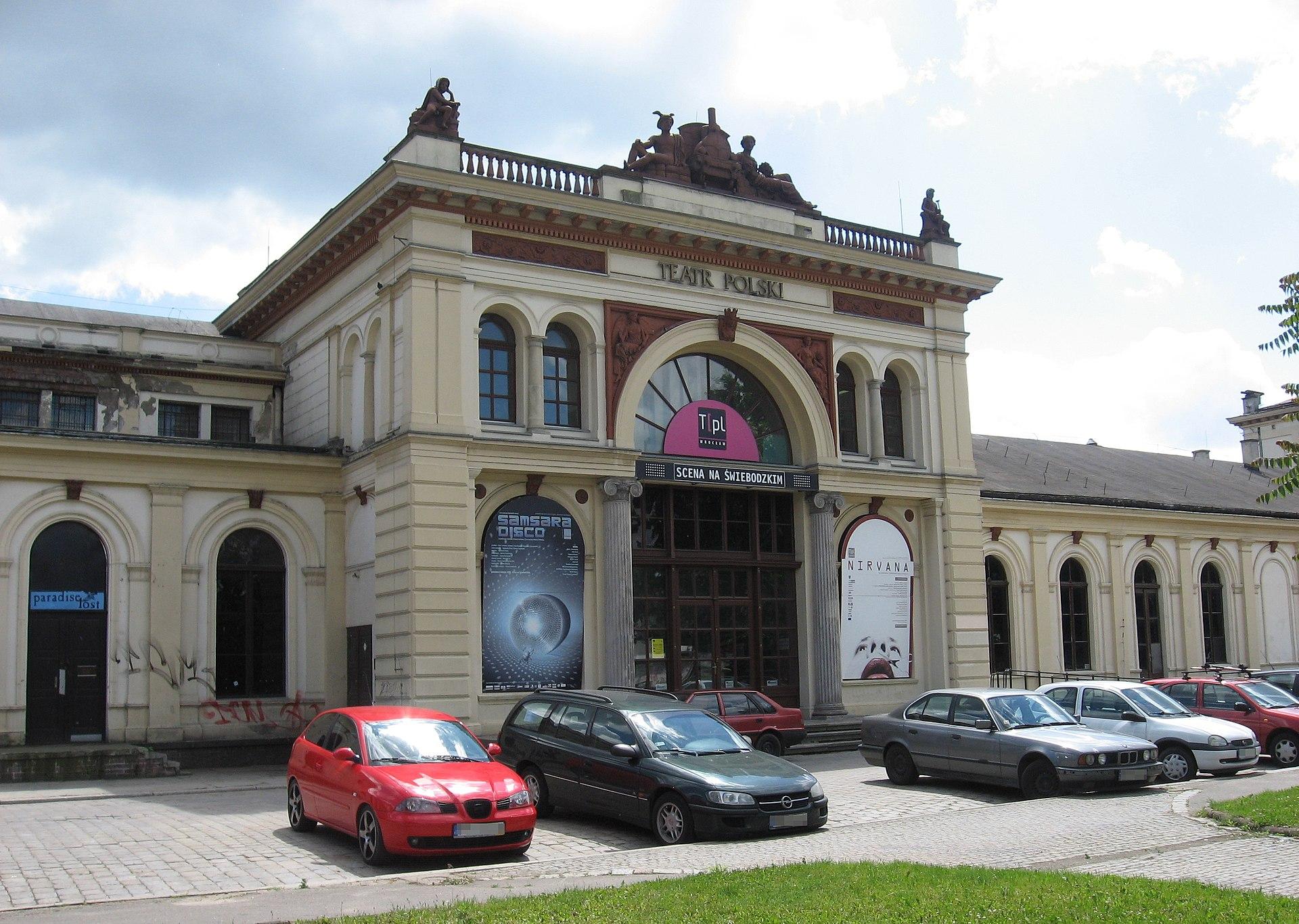 Życie teatralne we Wrocławiu