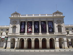 Municipal Theatre of Santiago - National Opera of Chile