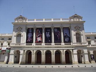Municipal Theatre of Santiago - National Opera of Chile