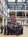 Teilnehmer der Linux Audio Conference 2014 am ZKM in Karlsruhe.jpg