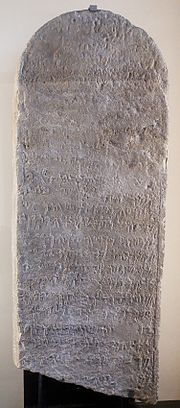 Teima stone Louvre AO1505