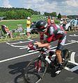Tejay van Garderen, 2014 Tour de France, Stage 20.jpg