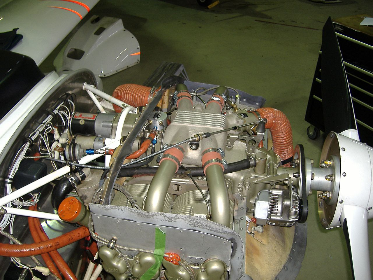 Continental Tsio  Fuel Injection O Rings