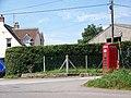 Telephone box near Kington Langley - geograph.org.uk - 1380846.jpg