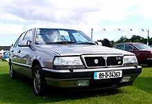 Lancia Thema II Serie 2.0 i.e. 16V del 1989