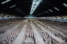 Terracotta Army, View of Pit 1.jpg