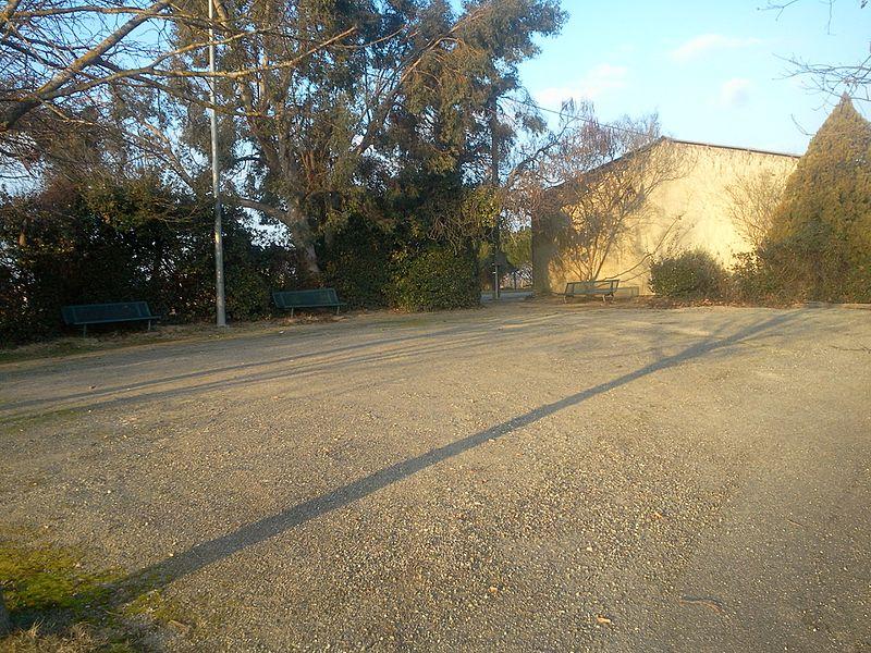 Terrain de pétanque de Cabanac Séguenville