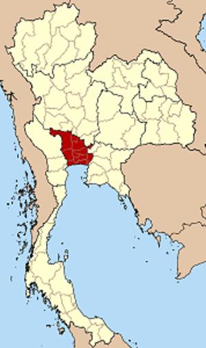 Roman Catholic Archdiocese of Bangkok - Image: Thailand Diocese Bangkok