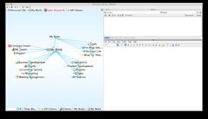 TheBrain Technologies - TheBrain on Mac OS X