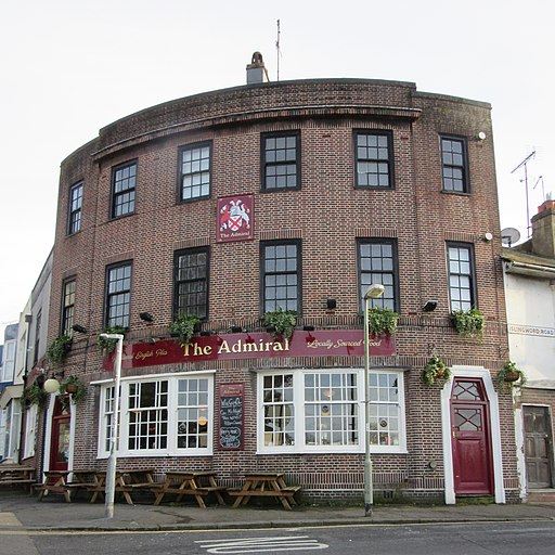 Creative Commons image of The Admiral in Brighton