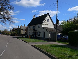 Little Paxton - Image: The Anchor, Little Paxton geograph.org.uk 1255263