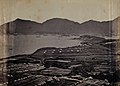The Anglo-French military encampment at Kowloon, Hong Kong Wellcome V0037614.jpg