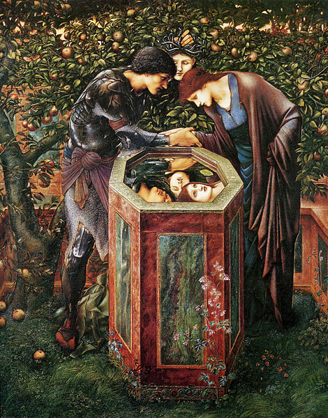 File:The Baleful Head - Edward Burne-Jones.jpg