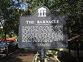 The Barnacle historical marker 01.jpg