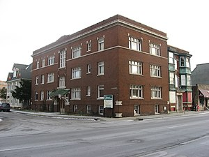 The Cathcart - Exterior of The Cathcart