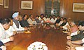 The Chief Minister of Delhi, Smt. Sheila Dikshit with a delegation of Delhi MLAs calls on the Prime Minister, Dr. Manmohan Singh, in New Delhi on November 16, 2006.jpg