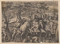 The Deer Hunt of Emperor Frederick I Barbarossa and Ubaldino Ubaldini MET DP873779.jpg