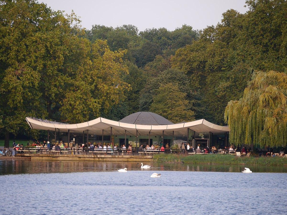 Chain Restaurants By Hyde Park London