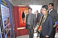 The Deputy Commissioner, Serchhip district, Dr. Lalrozama visiting the DAVP photo exhibition, at the Public Information Campaign, organised by the PIB, Aizawl, at Khawlailung.jpg