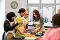 The Duke and Duchess Cambridge at Commonwealth Big Lunch on 22 March 2018 - 039.jpg
