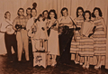 The Honeyhill Sweethearts circa 1950's.png