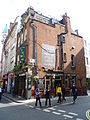 The Lyric pub Ham Yard London.JPG