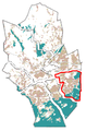 The Map of Tapiola at Espoo in Finland.png