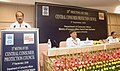 The Minister of State of Agriculture, Consumer Affairs, Food & Public Distribution, Professor K.V. Thomas addressing at the inauguration of 25th Meeting of the Central Consumer Protection Council, in New Delhi.jpg
