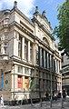 The Old Library (previously Cardiff Free Library) - Yr Hen Lyfrgell, Cardiff - Caerdydd; Cymru -Wales 01.jpg