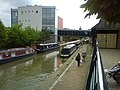 The Oxford Canal in Banbury - geograph.org.uk - 1391495.jpg