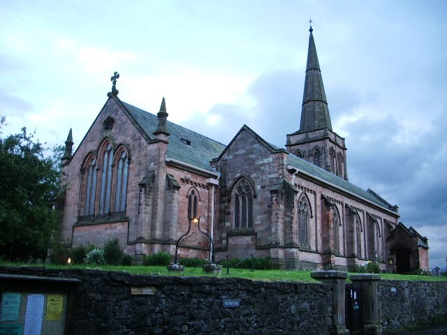 The Parish Church of Keswick, St John - geograph.org.uk - 475546
