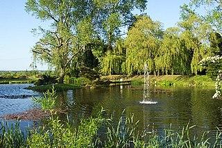 Stixwould village in United Kingdom