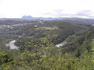 Sabato (river) - The Sabato
