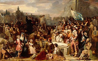 Acts of Union 1707 - Scottish opposition to Stuart attempts to impose religious union led to the 1638 National Covenant