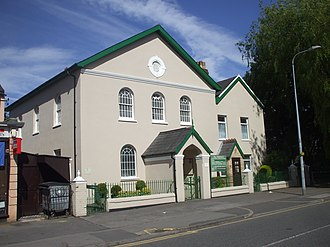 Presbyterian Church of Wales - Tabernacle, Whitchurch, Cardiff