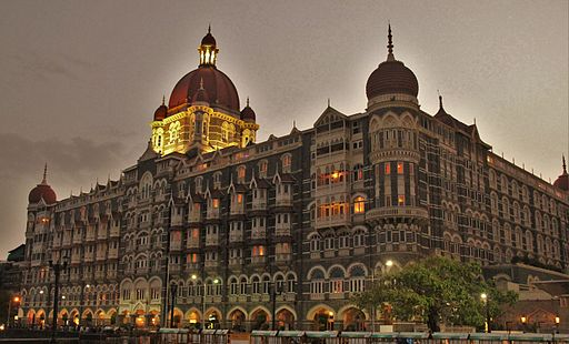 The Taj Mahal Palace Hotel old wing 01