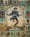 The Tantric image from Cave 465, Dunhuang. Yuan dynasty..jpg