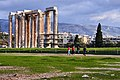 The Temple of Olympian Zeus on January 2, 2020.jpg