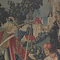 The Unicorn is Attacked (from the Unicorn Tapestries) MET DP101100.jpg