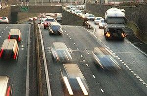 Westlink (road) - Image: The Westlink, Belfast (9) geograph.org.uk 1614321
