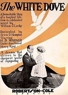 Description de l'image The White Dove (1920) - Ad 1.jpg.