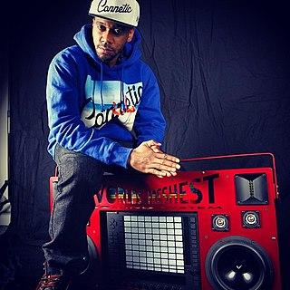 DJ Fresh (producer) American DJ and hip hop producer
