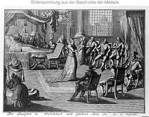 The birth of Louis XIII Wellcome L0014266.jpg