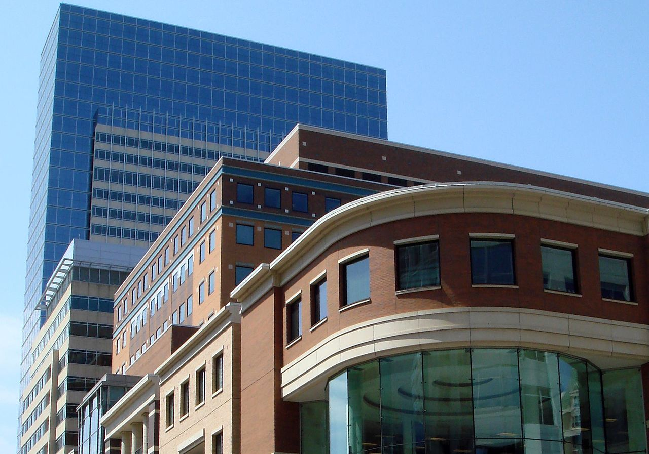 File:The downtown Minneapolis Target Corporation store with its ...