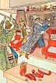 The knight Yaroslav Lasarevich and the princess Anastasia (Rosciszewski).jpg