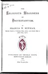 The religious weakness of Protestantism.pdf