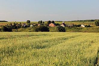 Kolomensky District - Village in Kolomensky District