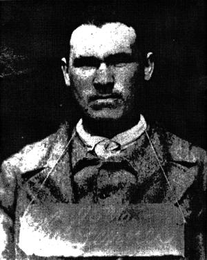 Thomas McCarthy Fennell - Thomas McCarthy Fennell, Mountjoy Prison, 1866