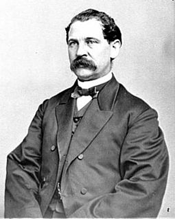 Thomas Eckert Chief, U.S. War Department Telegraph Staff in the American Civil War.