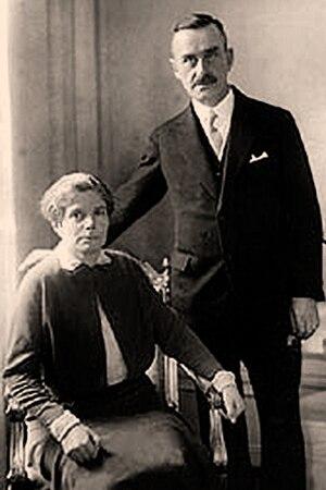 Katia Mann - Thomas and Katia Mann